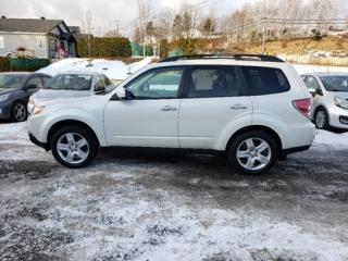 Used 2010 Subaru Forester X Touring AWD for sale in Beauport, QC