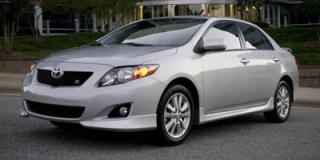 Used 2009 Toyota Corolla for sale in Mississauga, ON