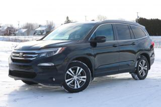 Used 2016 Honda Pilot EX-L 4WD (Navi) for sale in St-Isidore, QC