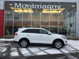Used 2018 Kia Sorento LX V6 TI for sale in Montmagny, QC