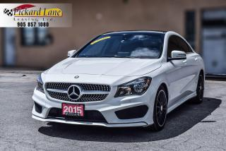 Used 2015 Mercedes-Benz CLA-Class CERTIFIED!! for sale in Bolton, ON