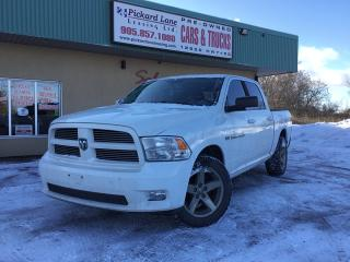 Used 2011 Dodge Ram 1500 Sport for sale in Bolton, ON