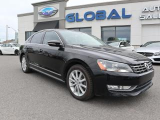 Used 2012 Volkswagen Passat Comfortline 2.0 TDI 6sp DSG at w/ Tip for sale in Ottawa, ON