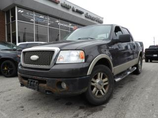 Used 2007 Ford F-150 Lariat for sale in Concord, ON