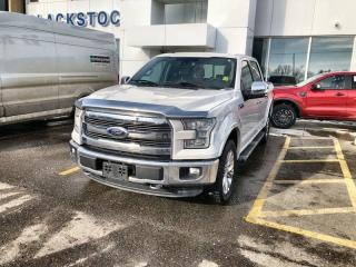 Used 2016 Ford F-150 Lariat for sale in Orangeville, ON