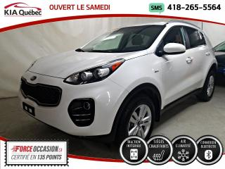 Used 2019 Kia Sportage LX* AWD* SIEGES CHAUFFANTS* CAMERA* for sale in Québec, QC