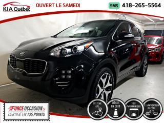 Used 2017 Hyundai Tucson SX* TURBO* AWD*CECI EST UN KIA SPORTAGE* for sale in Québec, QC