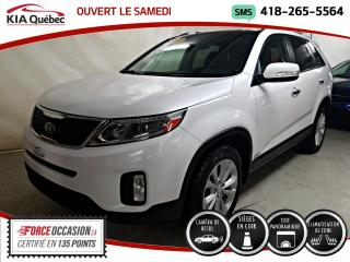 Used 2015 Kia Sorento EX* V6* AWD* CUIR* TOIT PANO* CAMERA* for sale in Québec, QC