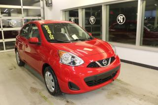 Used 2017 Nissan Micra SV  AUTOMATIQUE A BAS RPIX for sale in Lévis, QC