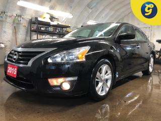 Used 2015 Nissan Altima SV * Navigation * Sunroof * Remote start * Heated front seats/steering wheel * Bose sound system * Push Button Start * Rear Collision Warning/Lane Dep for sale in Cambridge, ON
