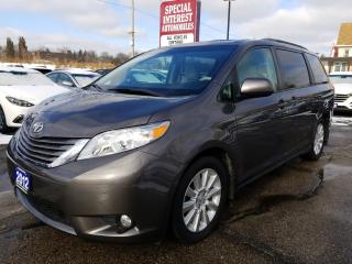 Used 2012 Toyota Sienna XLE 7 Passenger for sale in Cambridge, ON