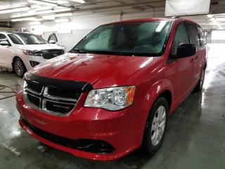 Used 2014 Dodge Grand Caravan SXT* STOW N GO* HITCH* BIZONE* for sale in Québec, QC