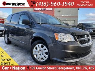 Used 2016 Dodge Grand Caravan SXT | FULL STO'N'GO | ONLY 38,776KMS | PWR GROUP for sale in Georgetown, ON