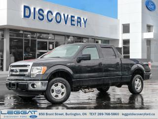 Used 2014 Ford F-150 XLT for sale in Burlington, ON