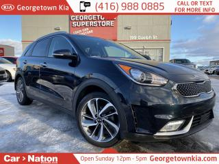 Used 2017 Kia NIRO SX TOURING NAVI 1 OWNER LEATHER ROOF 3,783KMS for sale in Georgetown, ON
