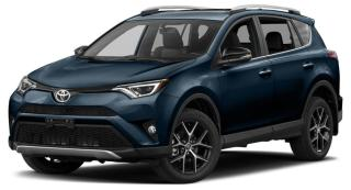 Used 2017 Toyota RAV4 se for sale in Hamilton, ON