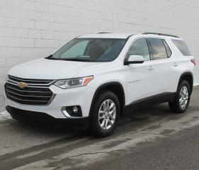 New 2020 Chevrolet Traverse LT for sale in Peterborough, ON