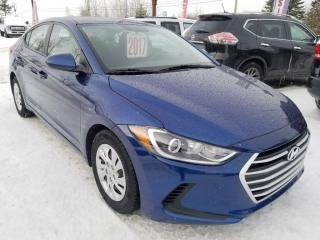 Used 2017 Hyundai Elantra LE AUTOMATIQUE for sale in Mascouche, QC