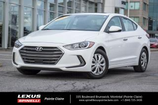 Used 2017 Hyundai Elantra **Limited Ultimate** **TOUTE EQUIPE**GPS**CAMERA DE RECULE**CUIR**TOIT EST BEAUCOUP PLUS** for sale in Montréal, QC