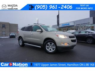 Used 2010 Chevrolet Traverse 1LT LT | AS-TRADED | 7 SEATS | REAR CAM | XM RADIO for sale in Hamilton, ON