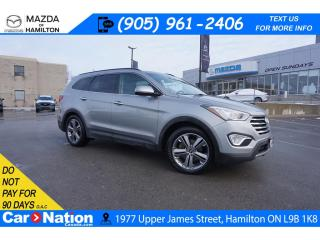 Used 2015 Hyundai Santa Fe XL LIMITED | PANO ROOF | NAV | LEATHER | 7 SEATS |AWD for sale in Hamilton, ON