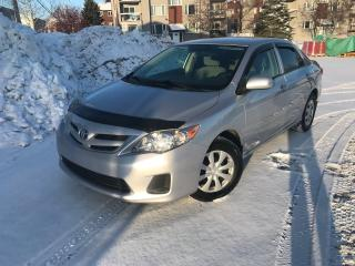 Used 2012 Toyota Corolla CLIMATISEUR BAS KILOS for sale in Alma, QC