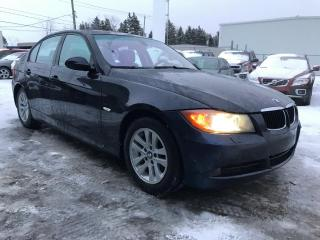 Used 2007 BMW 3 Series 328XI AWD for sale in Mirabel, QC