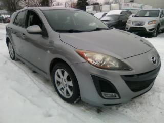 Used 2010 Mazda MAZDA3 4dr HB Sport for sale in Longueuil, QC