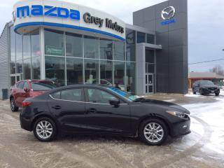Used 2015 Mazda MAZDA3 GS for sale in Owen Sound, ON