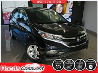 Used 2015 Honda CR-V LX 2RM - TRÈS PROPRE for sale in St-Hyacinthe, QC