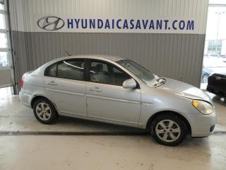 Used 2007 Hyundai Accent Berline 4 portes, for sale in St-Hyacinthe, QC