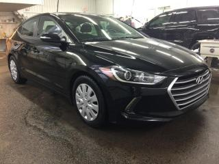 Used 2018 Hyundai Elantra GL for sale in Boischatel, QC