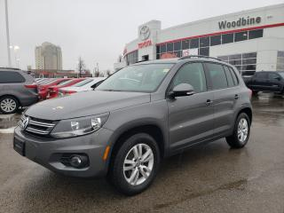 Used 2014 Volkswagen Tiguan One Owner | Trendline | Blizzaks for sale in Etobicoke, ON