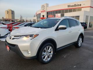 Used 2015 Toyota RAV4 Limited AWD | Leather | Sunroof for sale in Etobicoke, ON