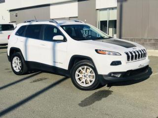 Used 2015 Jeep Cherokee NORTH 4X4 V6 ENS. REMORQUAGE for sale in Ste-Marie, QC