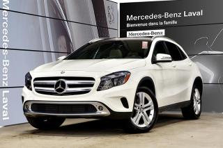 Used 2017 Mercedes-Benz GLA 250 4MATIC SUV for sale in Laval, QC