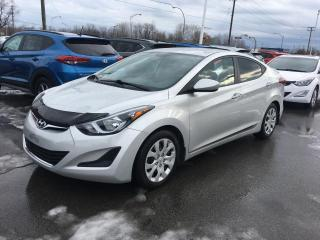 Used 2016 Hyundai Elantra Berline 4 portes, boîte automatique, GL for sale in Joliette, QC