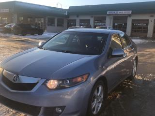 Used 2009 Acura TSX Excellent Condition Roof Leather Heated Seats for sale in Caledon, ON