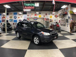 Used 2015 Subaru Forester 2.5i CONVENIENCE PKG PZEV AUT0 AWD H/SEATS REAR CA for sale in North York, ON
