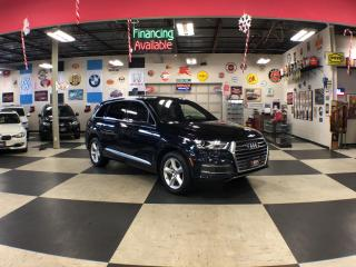 Used 2017 Audi Q7 3.0T AWD 7PASSENGERS NAVI LEATHER PANO/ROOF 360 CAMERA 83K for sale in North York, ON