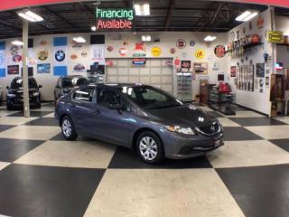 Used 2015 Honda Civic Sedan LX 5 SPEED A/C H/SEATS BACKUP CAMERA BLUETOOTH 96K for sale in North York, ON