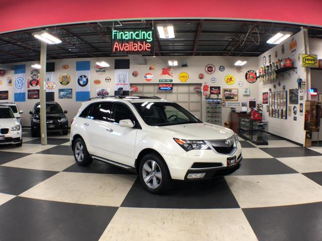 2013 Acura MDX SH-AWD TECH PKG 7 PASS NAVI LEATHER SUNROOF CAMERA