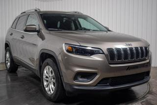 Used 2019 Jeep Cherokee NORTH LATITUDE V6 4X4 for sale in St-Hubert, QC