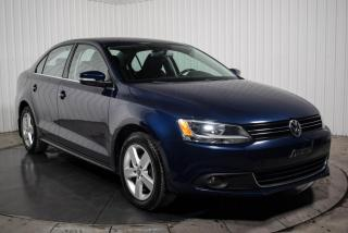 Used 2013 Volkswagen Jetta TDI COMFORTLINE for sale in Île-Perrot, QC