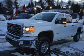 Used 2015 GMC Sierra 2500 DIESEL CREW CAB for sale in Richmond Hill, ON
