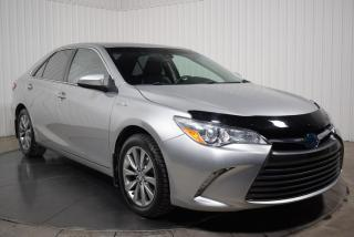 Used 2017 Toyota Camry Hybride HYBRID XLE CUIR TOIT NAV for sale in Île-Perrot, QC