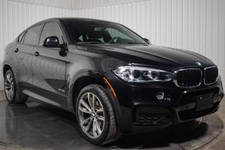 Used 2016 BMW X6 M SPORT AWD CUIR TOIT NAV MAGS for sale in Île-Perrot, QC
