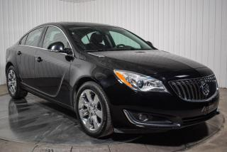 Used 2016 Buick Regal PREMIUM TURBO CUIR TOIT MAGS NAV for sale in St-Hubert, QC
