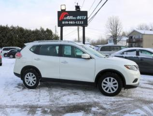 Used 2015 Nissan Rogue SV for sale in Thurso, QC