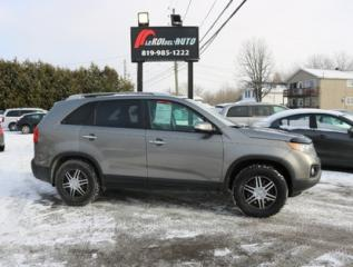 Used 2011 Kia Sorento LX for sale in Thurso, QC